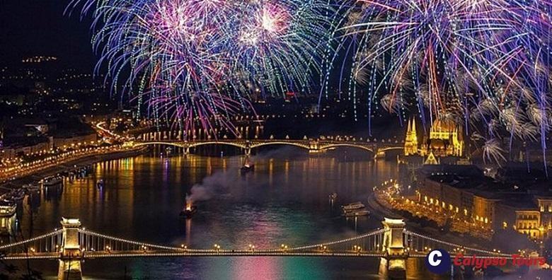 Nova godina u Budimpešti**** - 3 dana s doručkom, prijevoz