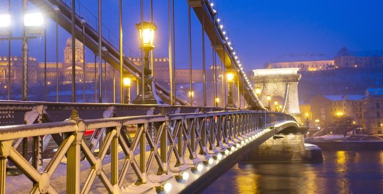 Budimpešta**** - 3 dana s doručkom u Hotelu i prijevoz busom