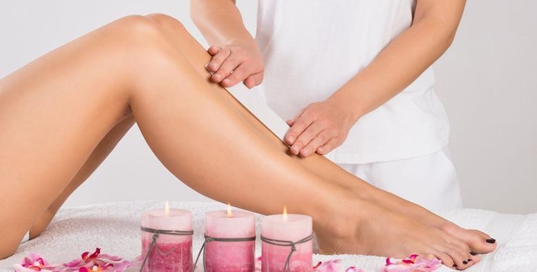 Depilacija cijelih nogu i bikini zone ili brazilke