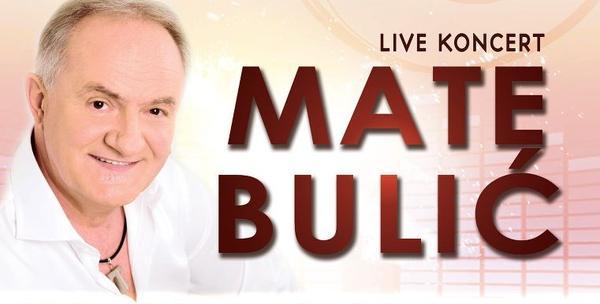 Mate Bulić - veliki koncert u Roku