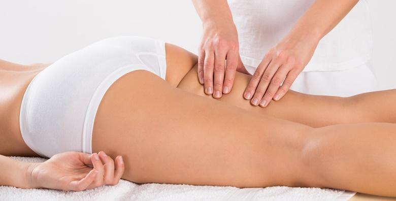 Anticelulitna masaža - 5 tretmana u trajanju 30 minuta