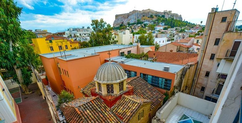 Atena - 5 dana za dvoje uz povratni let u 5. mjesecu