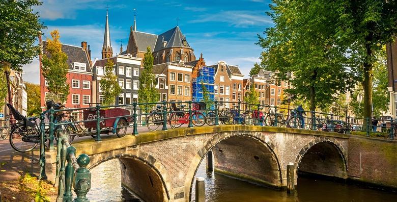 Amsterdam*** 4 dana za dvoje, povratni let