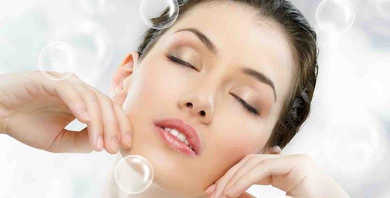 2 tretmana nekirurškog liftinga lica BTC aparatom