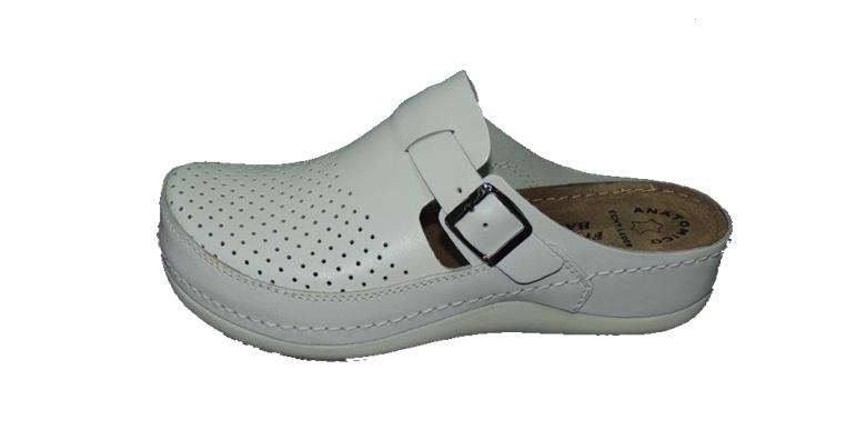 Klompe - kožne i udobne, savršena potpora za stopala