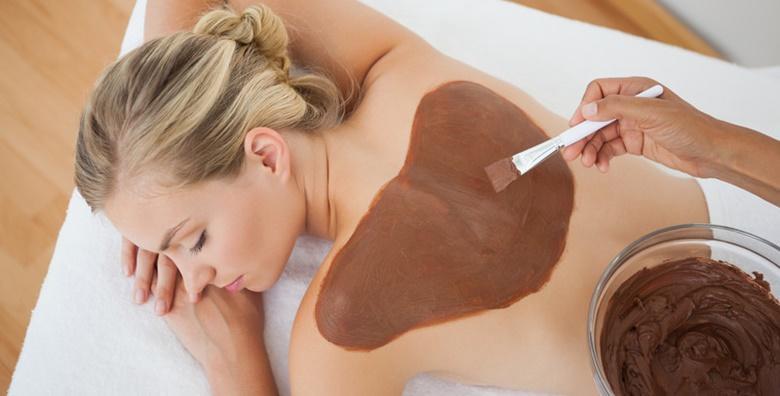 Čokoladna masaža cijelog tijela u trajanju 60 minuta