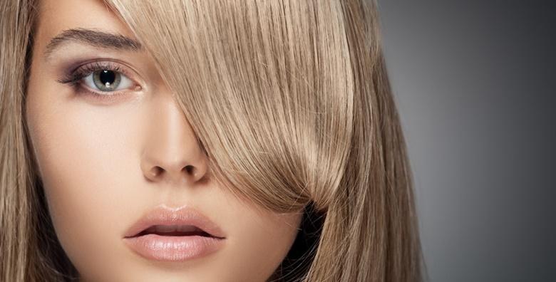 Pramenovi ili bojanje, šišanje, masaža vlasišta i frizura
