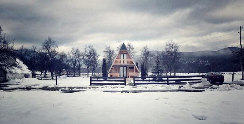Velebitska kuća*** - 3 ili 4 dana najma za do 5 osoba
