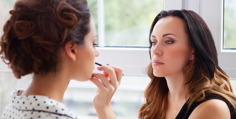 Tečaj šminkanja u trajanju 20 školskih sati