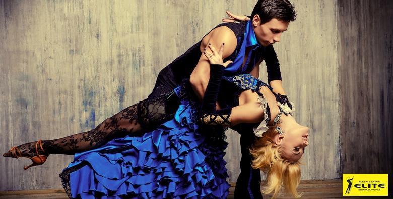 POPUST: 50% - SALSA! Savladajte karipske, latinskoameričke i afričke pokrete ovog senzualnog plesa - mjesec dana tečaja za početnike u Plesnom centru Elite za 145 kn! (Plesni centar Elite)