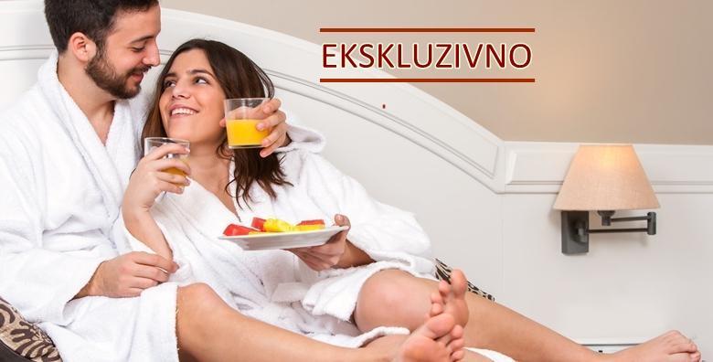 Valentinovo u Hotelu Trakošćan**** - 3 dana za dvoje
