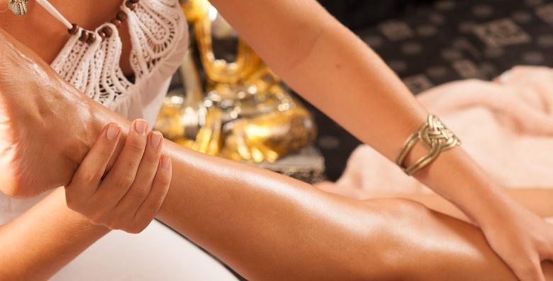 Refleksna masaža stopala ili Mandala masaža