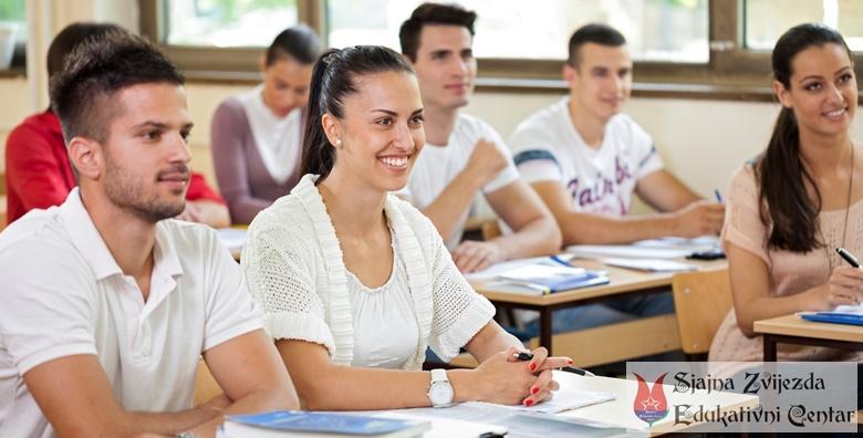 Napredni tečaj stranog jezika u trajanju 65 školskih sati