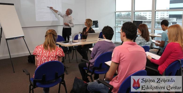 Početni tečaj stranog jezika u trajanju 65 školskih sati
