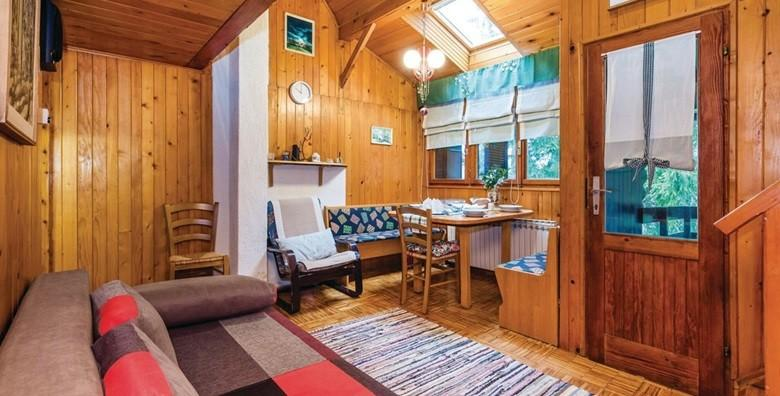 Gorski Kotar - 3 dana u autohtonoj drvenoj kući 3* za 839 kn!