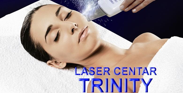 Ultrazvučno čišćenje lica, toplo-hladni čekić, serum, piling