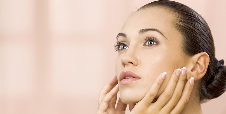 Mikrodermoabrazija lica- 3 tretmana uz serum, kremun i masku