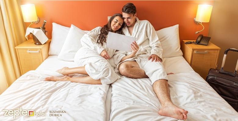 Hotel Zepter**** - 2 dana za dvoje s doručkom i masažom