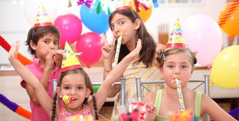 Proslava rođendana za neograničen broj djece