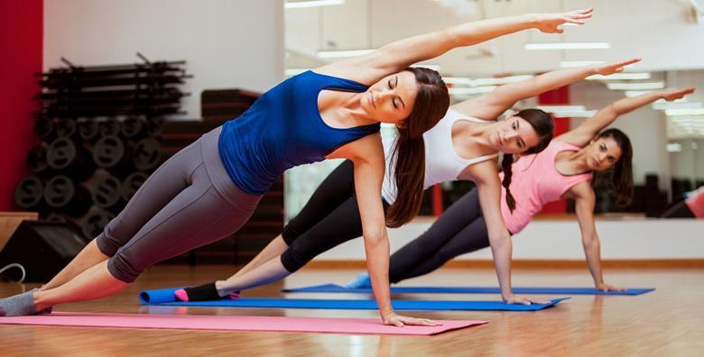 Yoga - mjesec dana neograničenog vježbanja, 10 lokacija