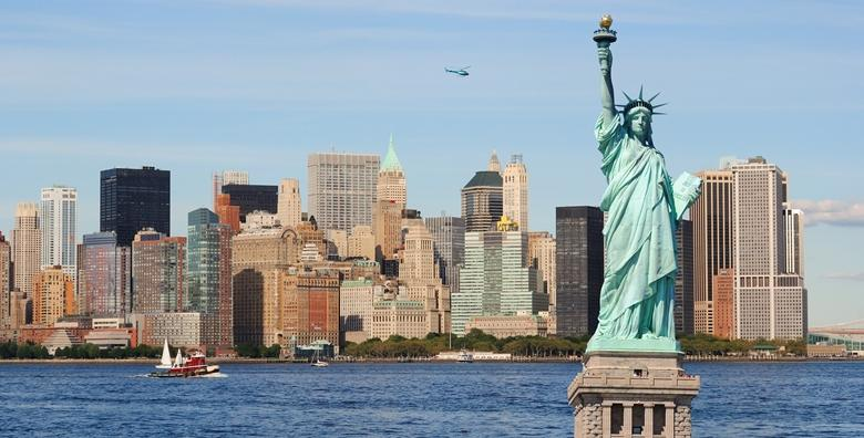 New York - 8 dana za dvoje uz povratni let i pristojbe