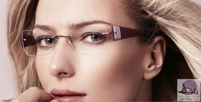 Kompletne naočale - dioptrija do -4.00 i +4.00