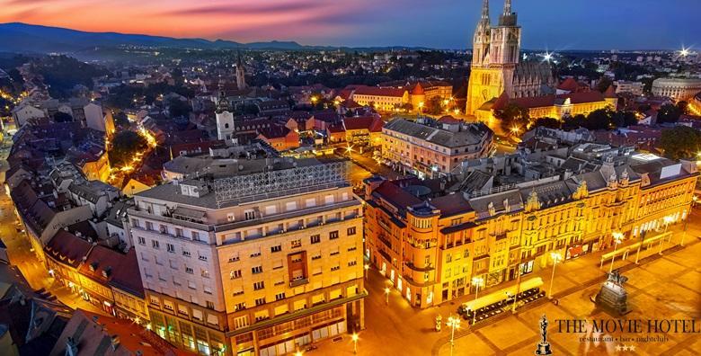 Zagreb*** - 2 dana s doručkom za dvoje