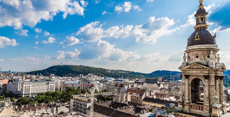 Budimpešta**** - 3 dana s prijevozom i doručkom
