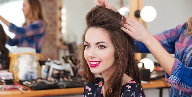 Pranje, šišanje, frizura uz njegu kose po izboru