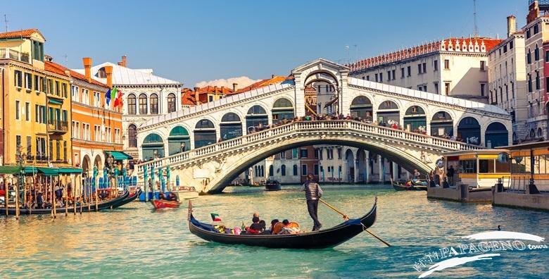 Venecija, Murano, Burano - izlet s prijevozom