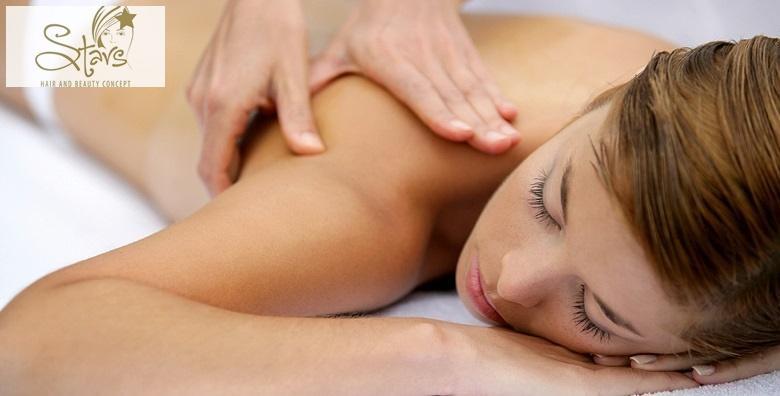 Masaža cijelog tijela za žene u trajanju 45 min