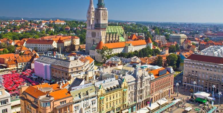[ZAGREB] Doživite metropolu u proljeće i ugodno se smjestite u apartmanima Elite Deluxe*** tik do Trga bana Jelačića već od 225 kn!