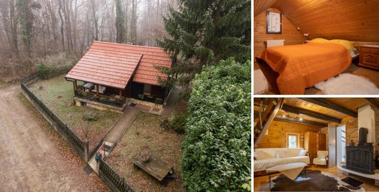 DONJA STUBICA - 2 noćenja za 2 osobe u drvenoj kući 3* uz cjelodnevne ulaznice  za Terme Jezerčica i opuštanje na bazenima za 699 kn!