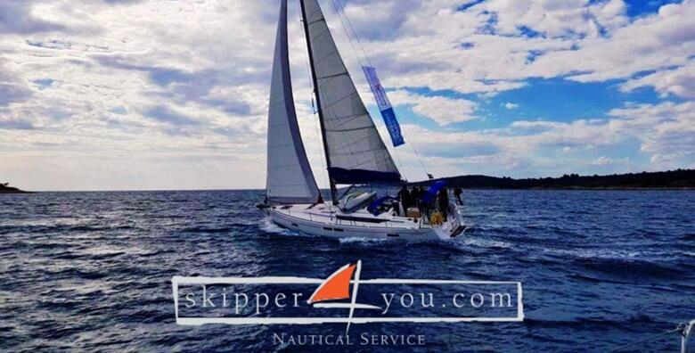 Vjetar u leđa za sigurnu plovidbu uz online tečaj TEORIJE JEDRENJA za 499 kn!