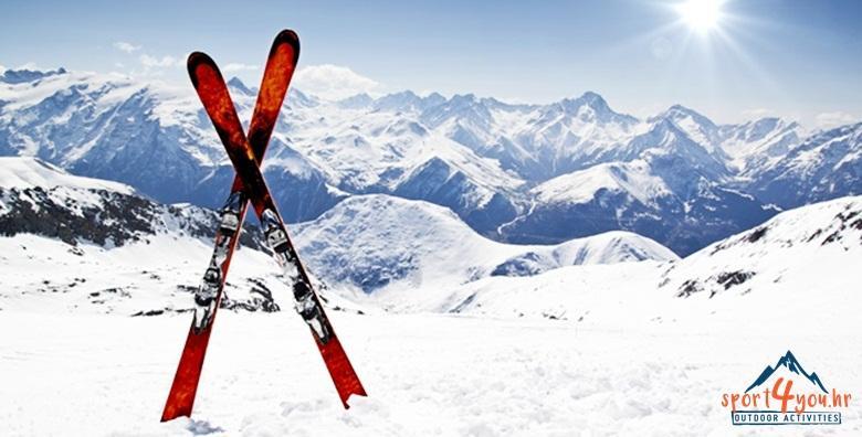 Obavite veliki ili maxi servis skija i uživajte u adrenalinskoj snježnoj zabavi već od 95 kn!