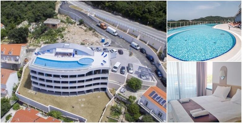 Dubrovnik, Štikovica - posjetite krajnji dalmatinski jug uz 2 ili 5 noćenja s doručkom za dvoje + gratis smještaj za dijete do 3 godine u Hotelu Villa Paradiso 2 4* od 799 kn!