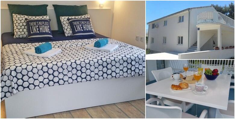 POPUST: 45% - VODICE - Začinite svoj godišnji odmor u najzabavnijem gradu Jadranske obale uz 2 do 6 noćenja u apartmanu 3* tik do mora već od 329 kn! (Apartmani Mateo 3*)