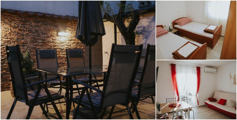 Ljetna sezona u Karlobagu - 2, 3, 5 ili 7 noćenja za 2 do 4 osobe u Apartmanima 3* od 599 kn!