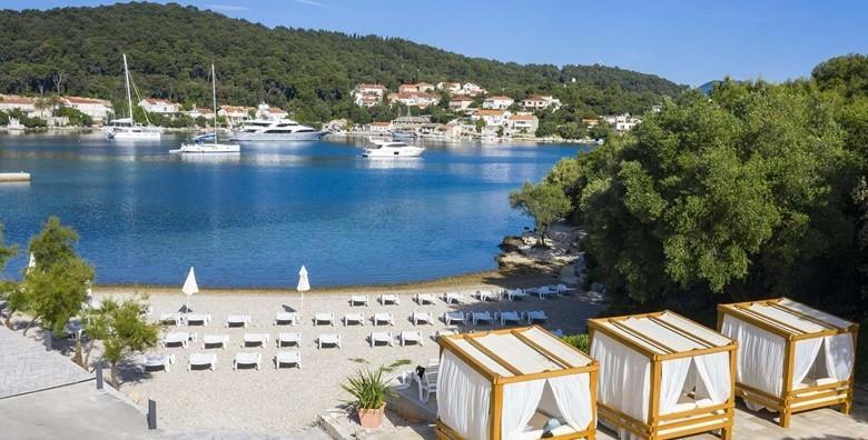 Ljetovanje na Korčuli - 3 ili 7 noćenja s polupansionom za 2 osobe u Port 9 Hotelu 4* s plažom, vanjskim bazenom i terasom za sunčanje od 3.034 kn!