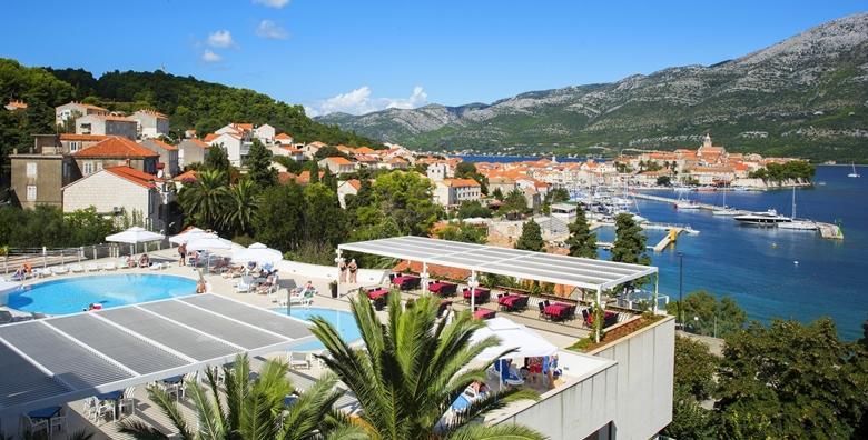 POPUST: 45% - Korčula - priuštite si zasluženi odmor uz 2, 3 ili 7 noćenja s polupansionom za dvoje u Hotelu Marko Polo 4* uz besplatno korištenje wellnessa od 1.100 kn! (Hotel Marko Polo****)