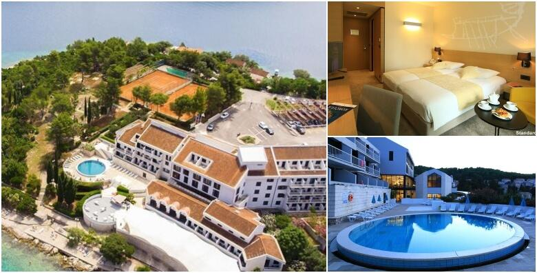 POPUST: 44% - Korčula - isplanirajte savršeno ljetovanje uz 3 ili 7 noćenja za 2 osobe s polupansionom u Hotelu Liburna 4* uz piće dobrodošlice od 2.670 kn! (Hotel Liburna 4*)