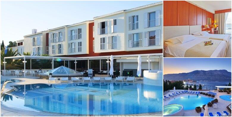 KORČULA - ljetovanje iz snova uz 3 ili 7 noćenja s polupansionom za 2 osobe + gratis smještaj za 1 dijete do 6,99 godina u Hotelu Marko Polo by Aminess 4* od 3.240 kn!