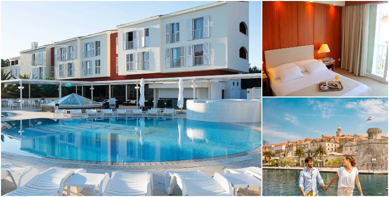 Korčula - idealan odmor uz 3 ili 7 noćenja s polupansionom za 2 osobe + gratis smještaj za 1 dijete do 6,99 godina u Hotelu Marko Polo by Aminess 4* od 1.890 kn!