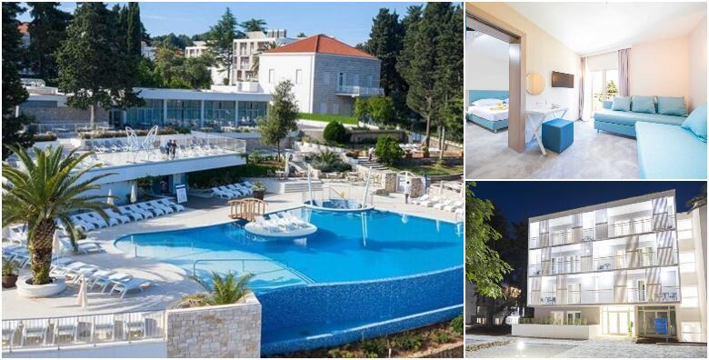 Korčula - 3 ili 7 noćenja s polupansionom za 2+2 osobe u Aminess Port 9 Hotelu od 3.600 kn!