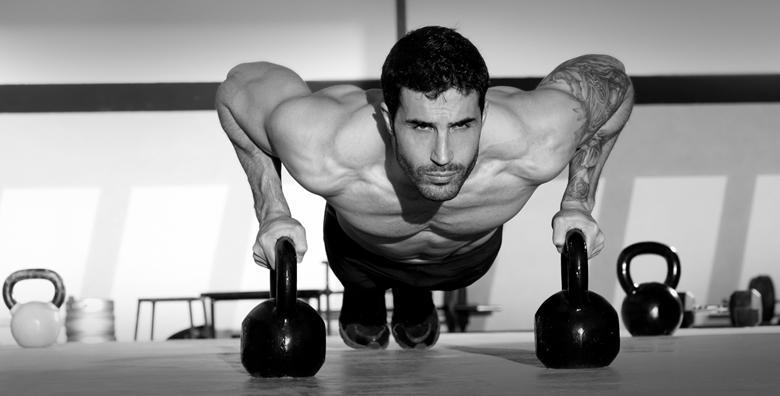 Ne odgađaj odluke za sutra, nego odmah kreni s vježbanjem i dovedi se u formu u Fitness centru Jump uz mjesec dana neograničenog korištenja za 135 kn!