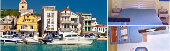 PIROVAC CIJELA SEZONA- priuštite si opuštanje nadomak plaže uz 5 ili 7 noćenja za dvoje uz gratis smještaj za 1 dijete do 3 godine u apartmanu 3* od 999 kn!