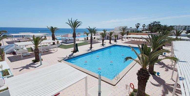 Tunis 3* - 7 noćenja s povratnim letom i pristojbama, all inclusive odmor za 2.609 kn!