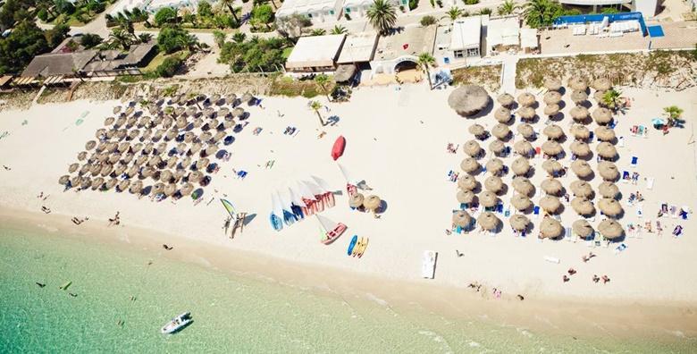 TUNIS - atraktivna destinacija uz 7 noćenja s ALL INCLUSIVE uslugom + gratis ponuda za 1 dijete do 2 godine u hotelu 3* smještenom uz pješčanu plažu i povratni let od 3.269 kn!