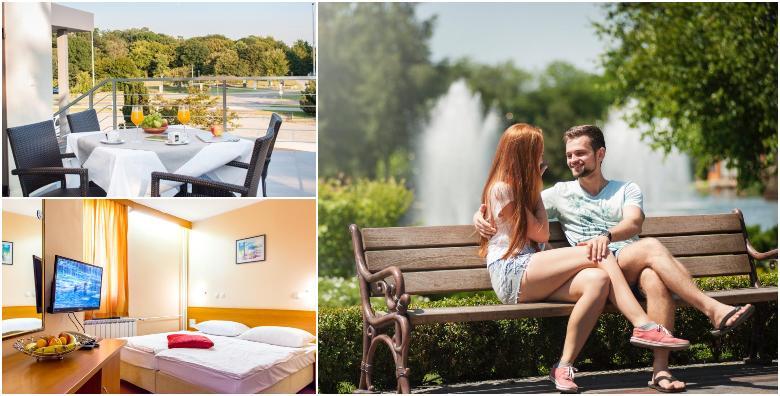 Ponuda dana: LJETO U ČAKOVCU 1 noćenje s doručkom za dvoje u Hotelu park uz uključenu dnevnu ulaznicu za obližnje bazene od 467 kn! (Hotel Park 2/3*)