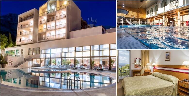 Baška Voda - 2, 3 ili 7 noćenja s polupansionom, korištenjem bazena i fitnessa od 2.299 kn!